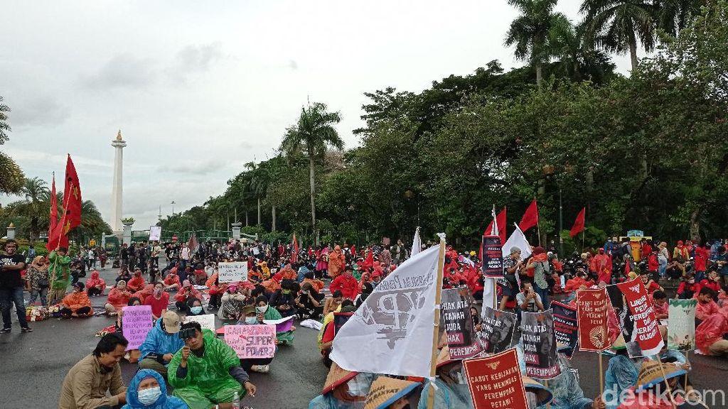 Siap-siap Macet! Buruh bakal Demo Besar-besaran Senin Depan