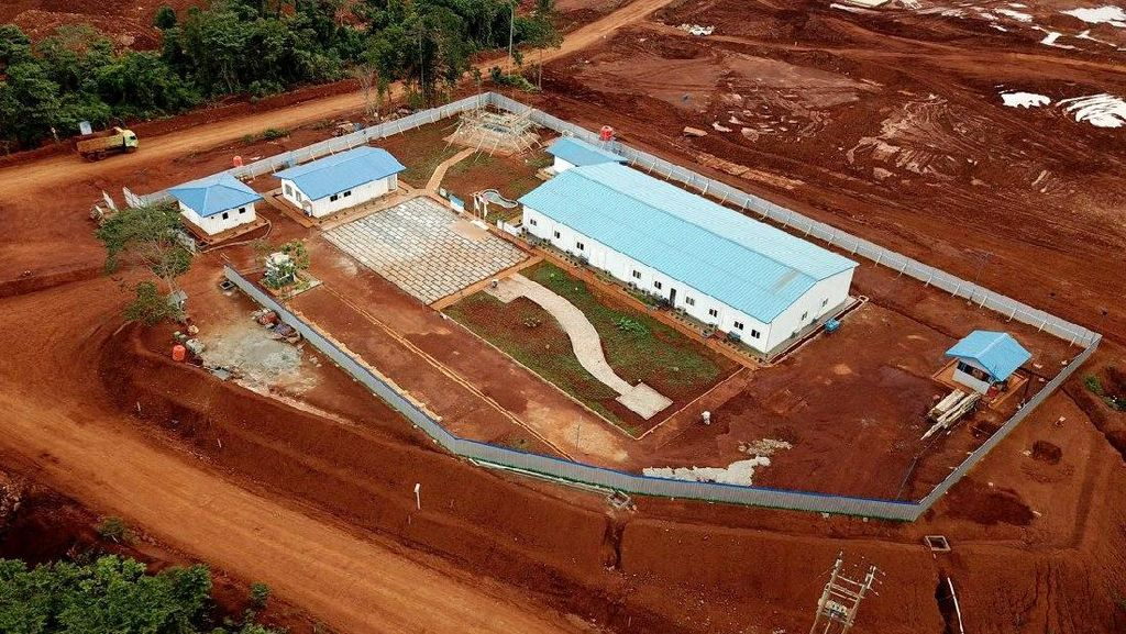 Masuk PSN, Pabrik Smelter di Kolaka Ditarget Rampung 2024