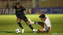 Melihat Lagi Aksi Timnas Indonesia Saat Gilas Bali United 3-1