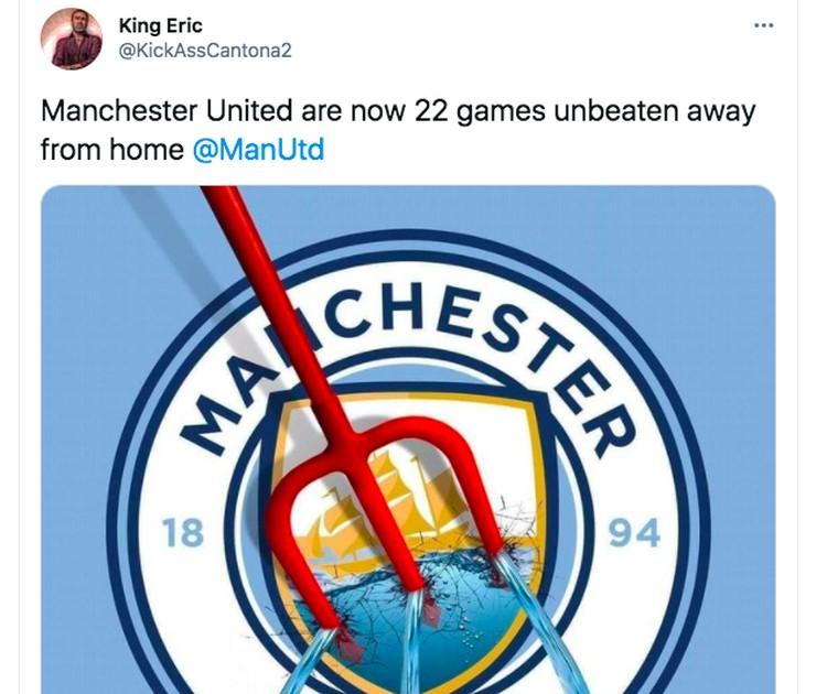 Meme Liverpool dan Manchester United