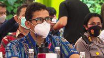 Sandiaga: Tak Sekadar Survive di Tengah Pandemi, Tapi Jadi Pemenang