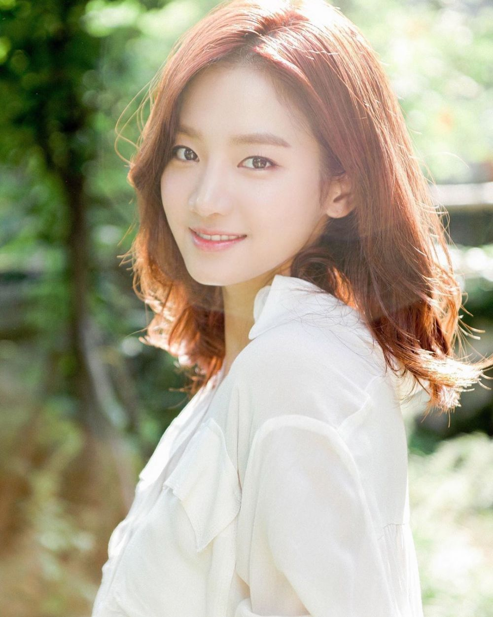 Aktris Park Joo Hyun pemeran drama Korea Mouse.