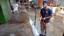 Positif Corona, 5 Pedagang Pasar Jambangan Karanganyar Meninggal