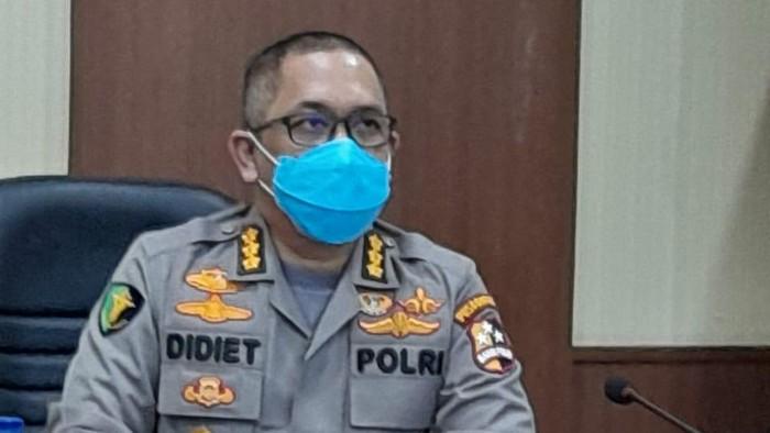 Kabid Dokkes Polda Metro Jaya Kombes Didiet Setioboedi.