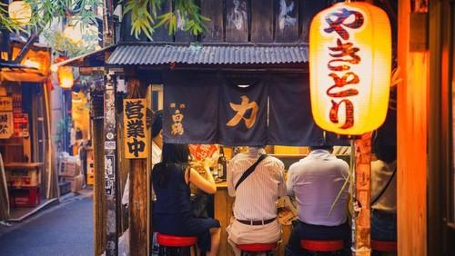 Makanan Kaki Lima Jepang & Korea