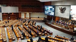 Paripurna Pembukaan Masa Sidang IV, 86 Anggota DPR Hadir Fisik