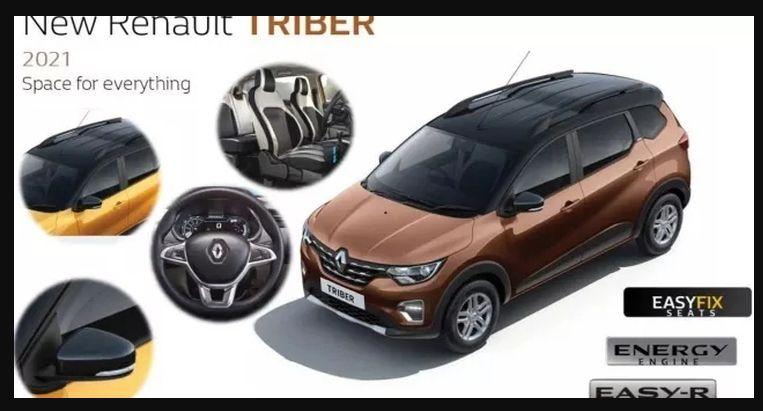 Renault Triber 2021