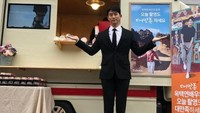 Taecyeon Pemeran Vincenzo Suka BBQ dan Jago Masak
