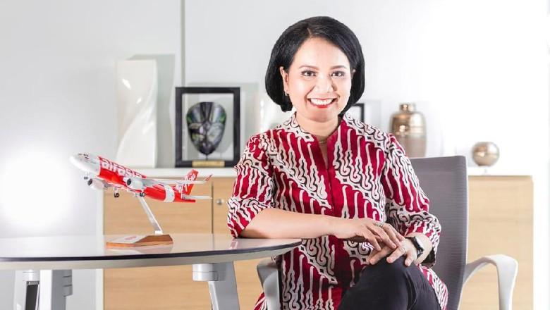 Veranita Yosephine Sinaga, Direktur AirAsia Indonesia