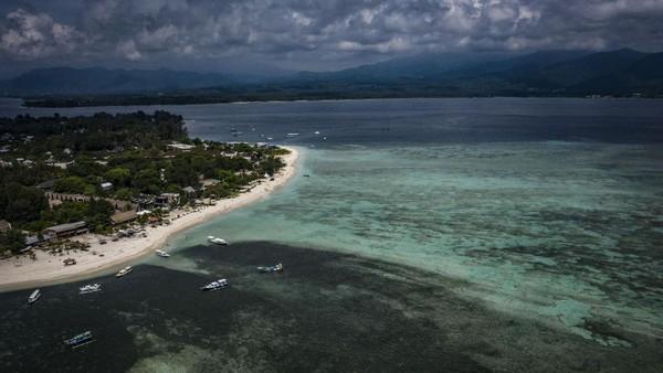 Kepulauan Gili hingga kini masih menjadi destinasi favorit warga yang ingin menikmati keindahan bawah laut.