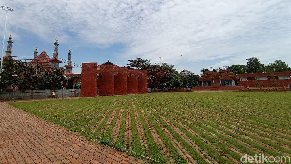 Kota Cirebon Zona Aman, Alun-Alun Kejaksan Boleh Digunakan Salat Id