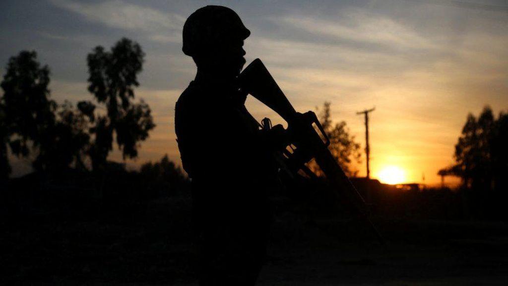NATO Tarik 10.000 Tentara dari Afghanistan Mulai 1 Mei