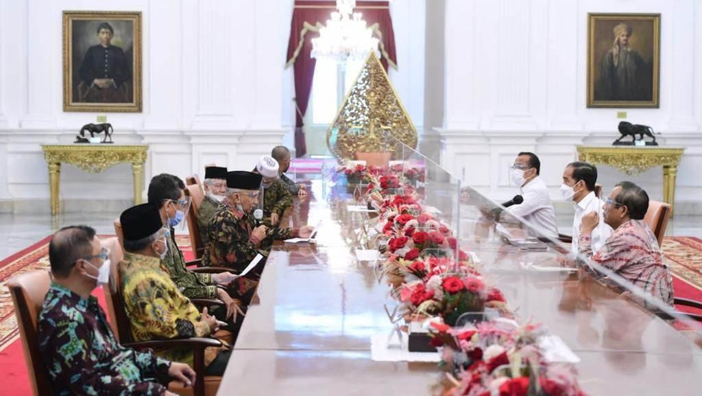 KSP Peringatkan TP3 yang Sebut Pertemuan di Istana Bak Musa Datangi Firaun