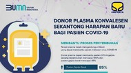 Brantas Abipraya Dukung Program Donor Plasma BUMN untuk Indonesia