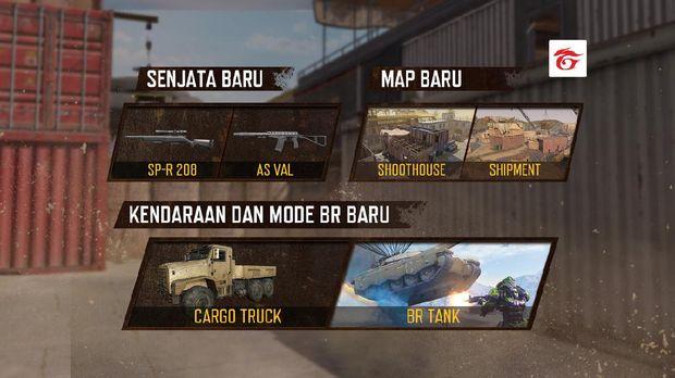 Call of Duty Mobile Season 2 Day of Reckoning. Promosi update baru, konten baru dan item gratis mulai 9 Maret 2021.