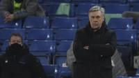 Ancelotti: Everton Masih Beda Level dengan Chelsea