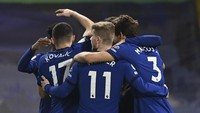 Chelsea Vs Everton: Menang 2-0, The Blues Mantap di Empat Besar
