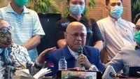 Sambil Menangis, Darmizal Ngaku Nyesal Pernah Menangkan SBY Jadi Ketum PD