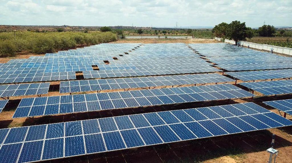 Dorong Penggunaan Energi Baru Terbarukan dengan Tenaga Surya
