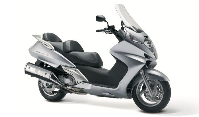 Honda FJS600 Silverwing