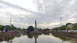Ada Ikon Baru di Kota Lama Semarang, Patung Bung Karno Setinggi 17 Meter!