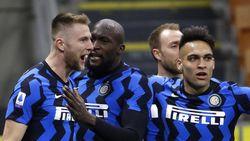 Inter Milan Pantang Besar Kepala Meski Scudetto di Depan Mata