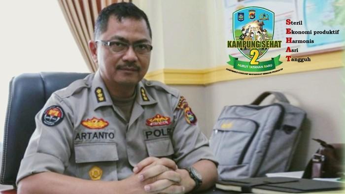 Kabupaten Sumbawa berstatus zona kuning