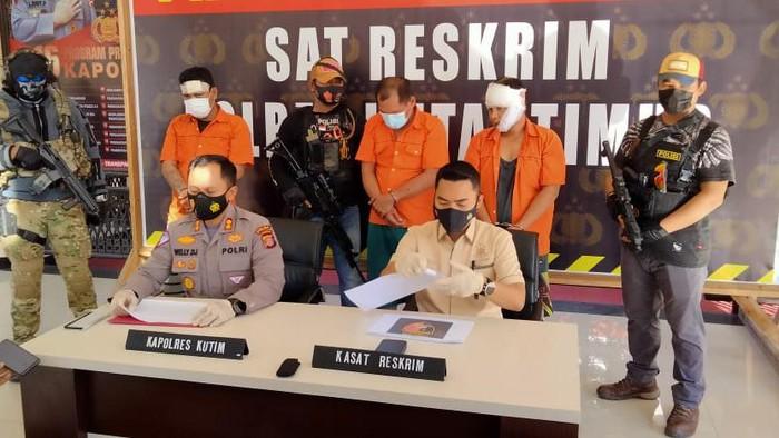 Kabur dari Kejaran Polisi, Maling di Kaltim Malah Diterkam Buaya (Foto: Suriyatman/detikcom)
