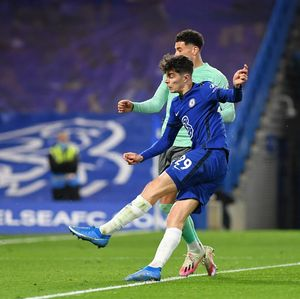 Kai Havertz Hadir di Semua Gol Chelsea Saat Bungkam Everton