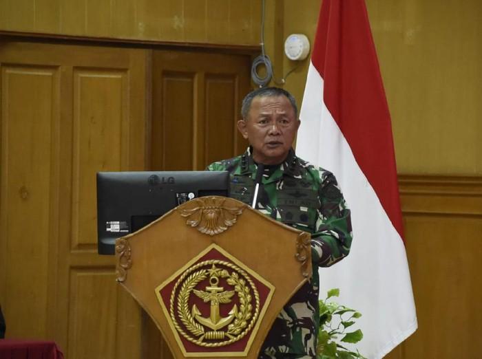 Kepala Staf Umum (Kasum) TNI Letjen TNI Ganip Warsito