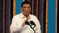 Kemunculan Duterte di Publik Mentahkan Rumor Meninggal Dunia