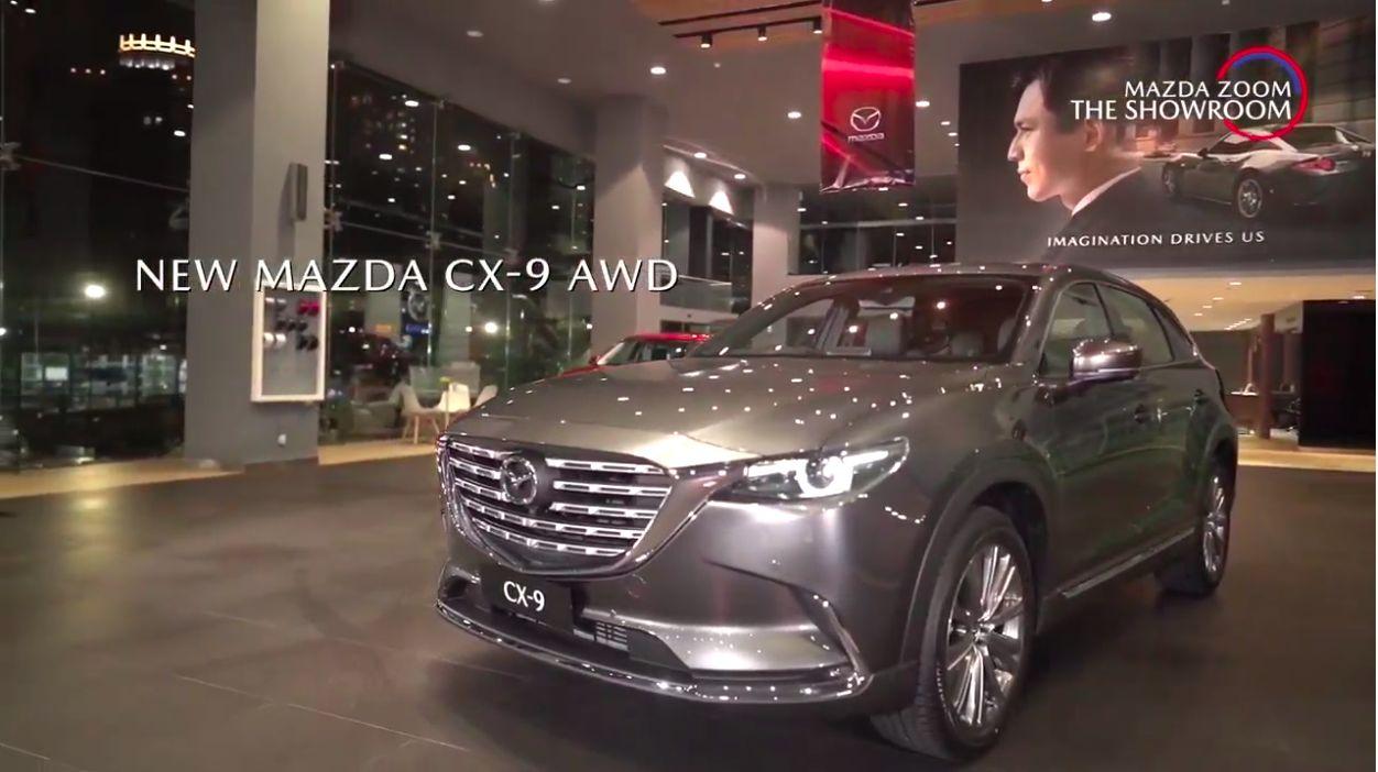 Mazda CX-5 dan Mazda CX-9