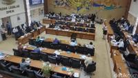 Yasonna Celetuk SK di Depan Legislator Demokrat Bikin Anggota DPR Tertawa