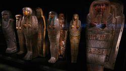 Meriah! Pawai Akbar Pemindahan Mumi Kerajaan Mesir Kuno
