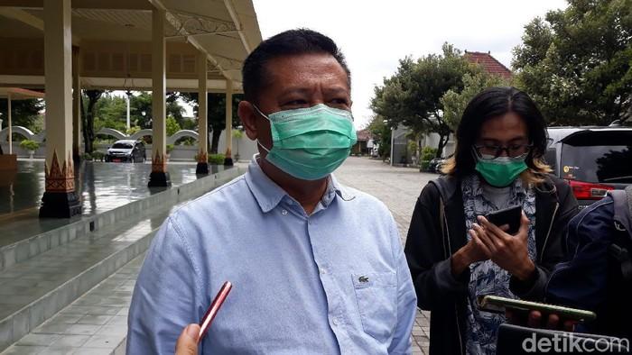 Sekda Daerah Istimewa Yogyakarta (DIY) Kadarmanta Baskara Aji