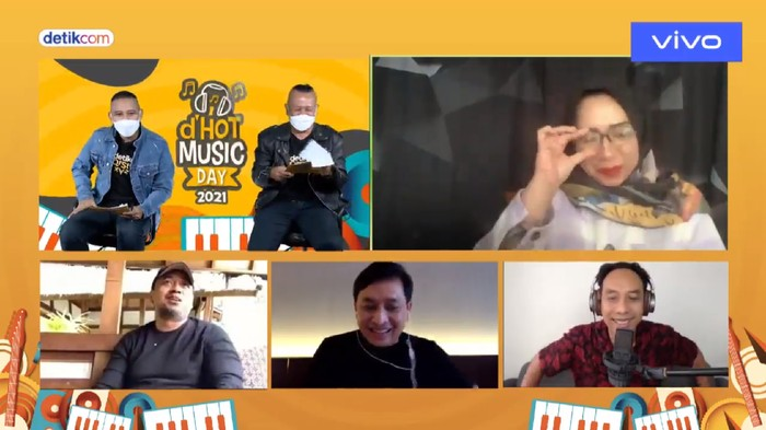 Sesi dHitsmaker di dHot Music Day