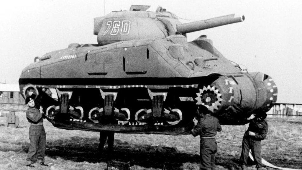 Tentara Hantu dan Tipuan Ilusi, Cara Seniman Kalahkan Nazi di Perang Dunia