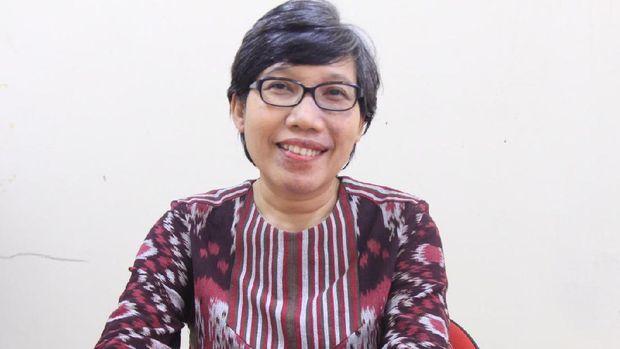 Komisioner Komnas Perempuan, Theresia Iswarini