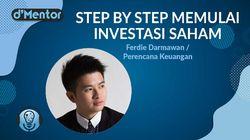 Live! dMentor: Step by Step Memulai Investasi Saham