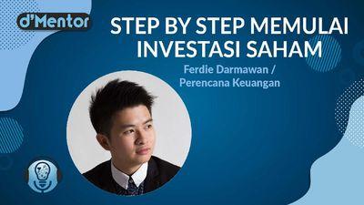 Step By Step Memulai Investasi Saham
