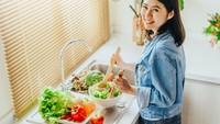9 Sayuran Ini Bikin Berat Badan Cepat Turun, Cocok Buat Diet