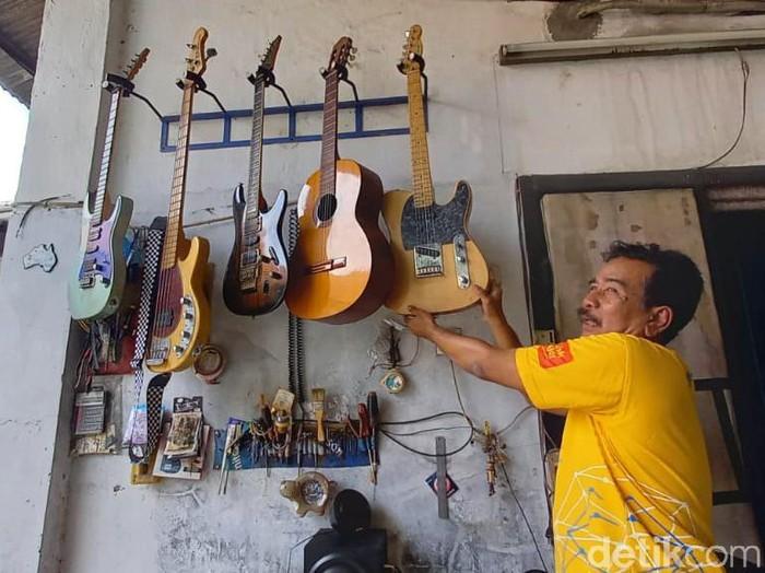 Bisnis Rental Alat Musik di Kota Tegal, Dari Masa ke Masa