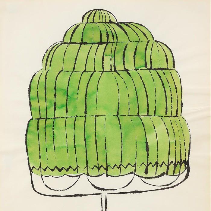 Buku Masakan Langka Andy Warhol