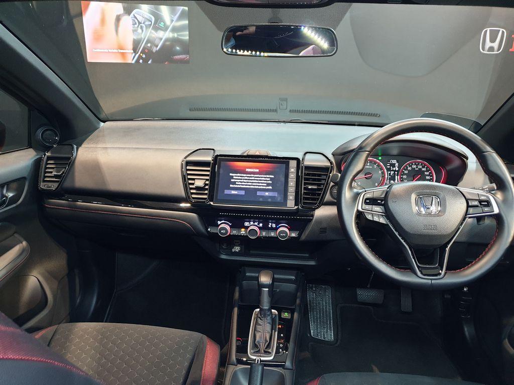 Hatchback Honda City RS