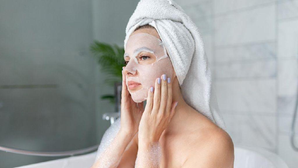 5 Cara Membuat Masker Beras untuk Wajah Sehat Bebas Jerawat