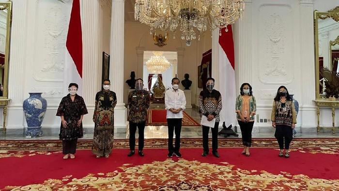 Jokowi temui insan film