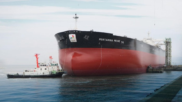 kapal tanker pertamina