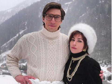 Lady Gaga dan Adam Driver bintangi House of Gucci