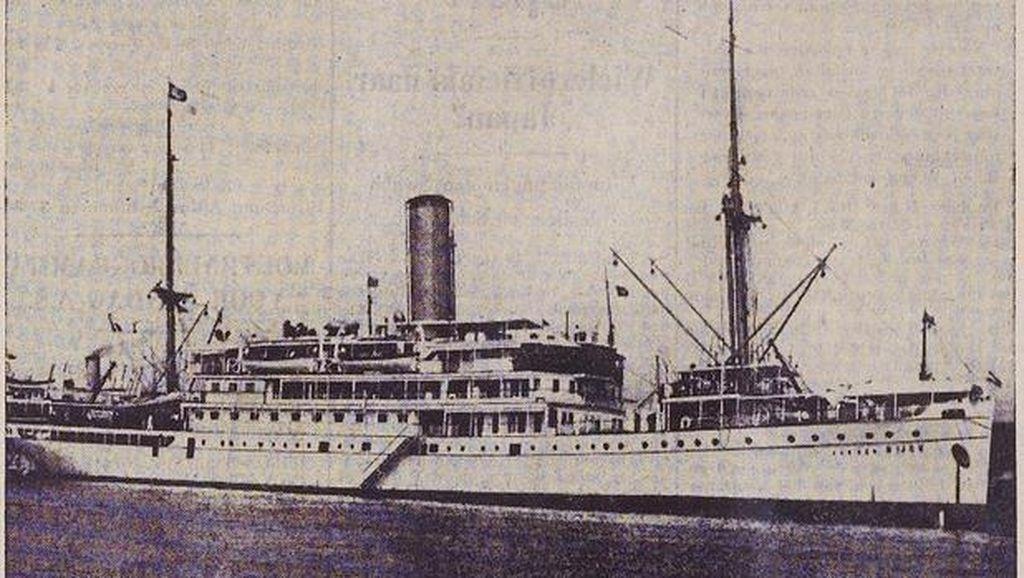 Tenggelam Tahun 1936, Kapal van der Wijck Akhirnya Ditemukan