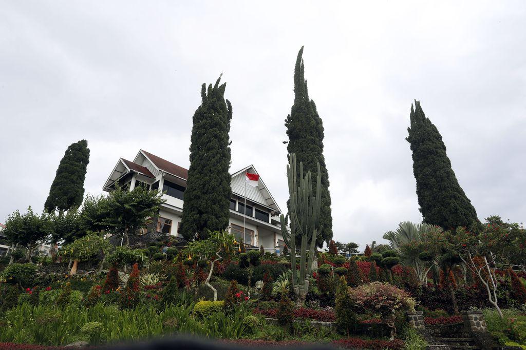 Penginapan Soekarno di Selecta